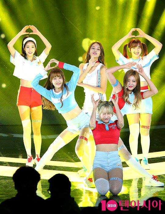 Tags: K-Pop, Laboum, ZN, Kim Yulhee, Jung Soyeon, Yeom Haein, Kim Yujeong, Ahn Solbin, Hair Up, White Shorts, Twin Tails, Sneakers