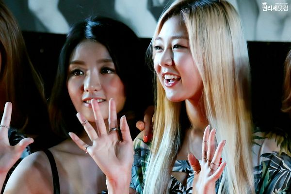 Tags: K-Pop, Ladies Code, RiSe, EunB
