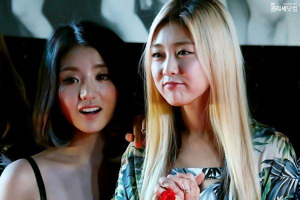 Tags: K-Pop, Ladies Code, EunB, RiSe, Wallpaper