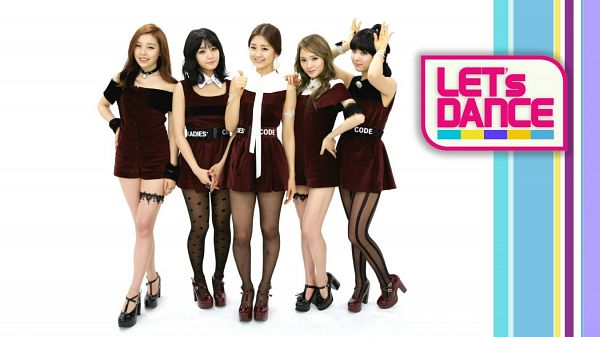 Tags: K-Pop, Ladies Code, Ashley, EunB, Zuny, RiSe, Lee So-jung, Brown Outfit, Detached Sleeves, Brown Dress, Full Body, Collar (Clothes)