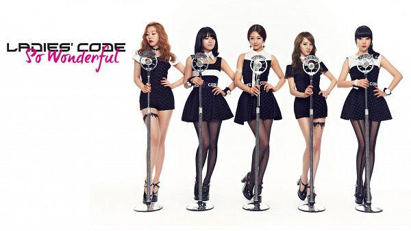 Tags: K-Pop, Ladies Code, Wallpaper, HD Wallpaper