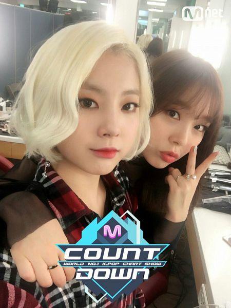 Tags: K-Pop, Ladies Code, Ashley, Zuny, Two Girls, Duo