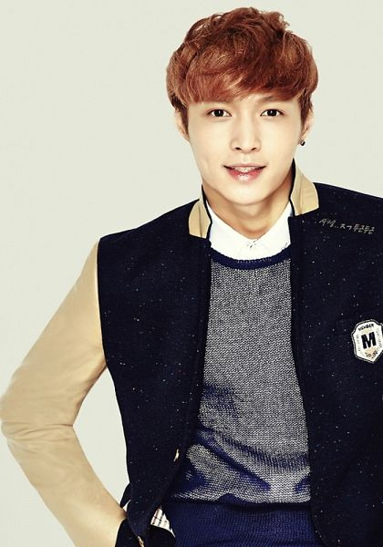 Tags: K-Pop, EXO, Lay, Gray Background, Hand On Hip, Black Jacket, Gray Shirt, Sweater