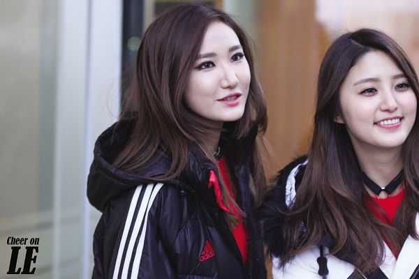 Tags: K-Pop, EXID, Le, Black Outerwear, Black Jacket, Wallpaper
