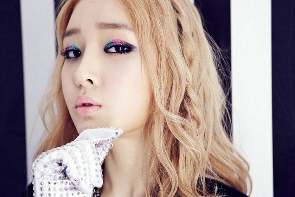 Lee Areum - T-ara