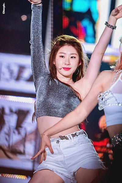Tags: K-Pop, Itzy, Lee Chaeryeong