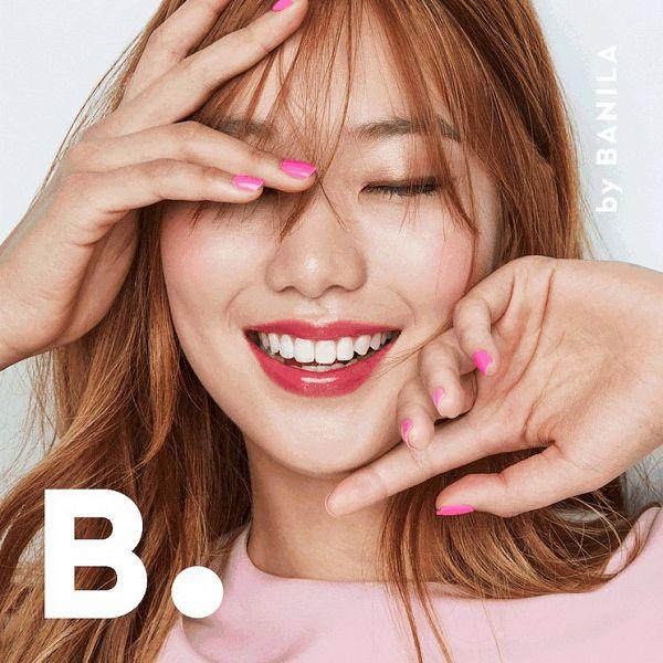 Tags: Fashion, K-Drama, Lee Ho-jung, Red Hair, Make Up, Eyes Closed, Banilaco