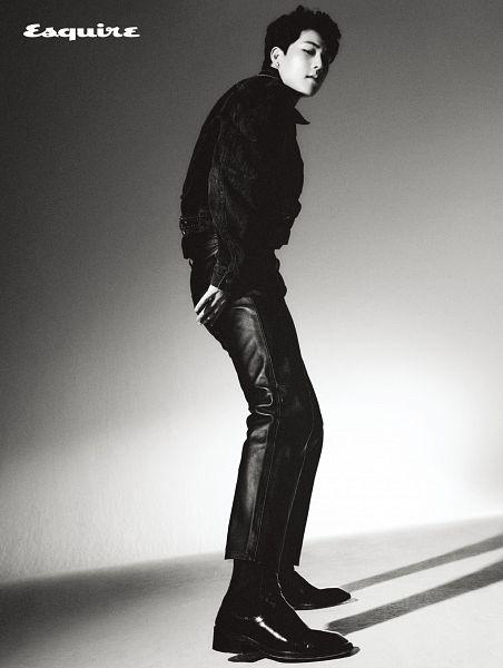 Tags: K-Pop, Monsta X, Lee Jooheon, Esquire Magazine, Magazine Scan
