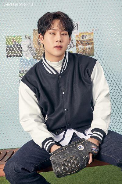 Tags: K-Pop, Monsta X, Lee Jooheon, Baseball