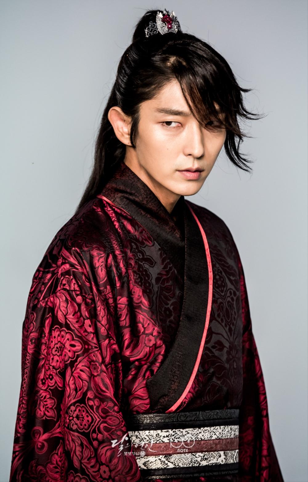 Lee Joon Ki Moon Lovers