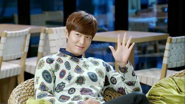 Tags: K-Drama, Lee Min-ho, Wave, Screenshot, Wallpaper, The Heirs