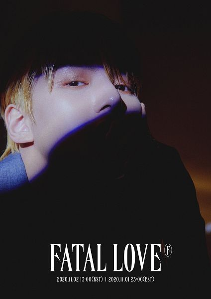 Tags: K-Pop, Monsta X, Lee Min-hyuk (Monsta X), Fatal Love