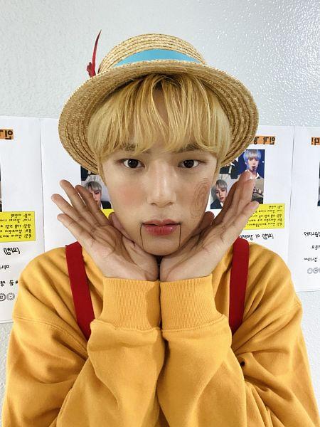 Tags: Television Show, K-Drama, K-Pop, Monsta X, Lee Min-hyuk (Monsta X), Cosplay, Pinocchio, Inkigayo