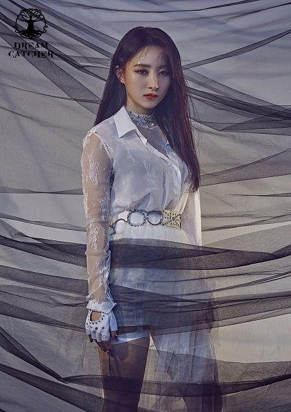 Tags: K-Pop, Dreamcatcher, Lee Siyeon