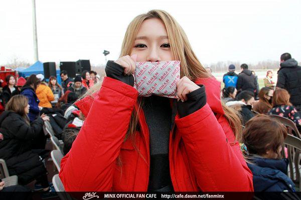Tags: K-Pop, Minx, Dreamcatcher, Lee Siyeon