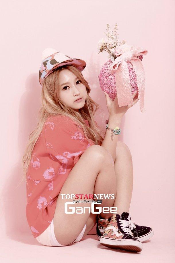 Tags: K-Pop, Dreamcatcher, Minx, Lee Siyeon