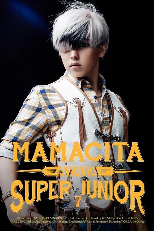 Tags: SM Town, K-Pop, Super Junior, Lee Sungmin, Mamacita (Song)