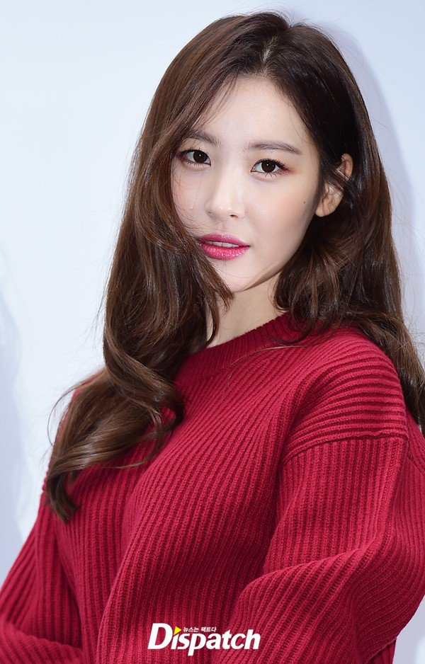 Tags: Wonder Girls, Lee Sunmi, Red Outfit, Make Up, Light Background, White Background