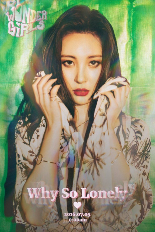 Tags: Wonder Girls, Lee Sunmi
