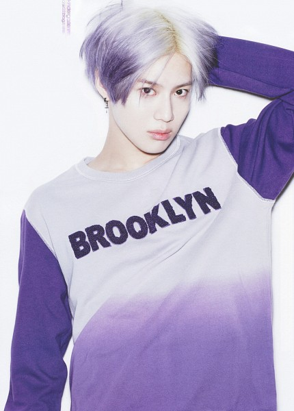 Tags: K-Pop, SHINee, SM Town, Lee Taemin, Purple Hair