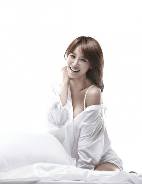 Tags: K-Pop, Nine Muses, Leesem, Suggestive, White Outfit, Android/iPhone Wallpaper