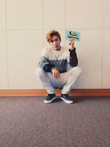 Tags: K-Pop, Uniq, Li Wenhan
