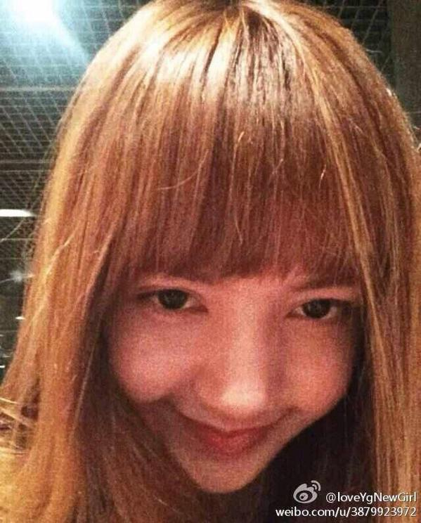 Tags: Black Pink, Lisa, Weibo, Predebut, Selca