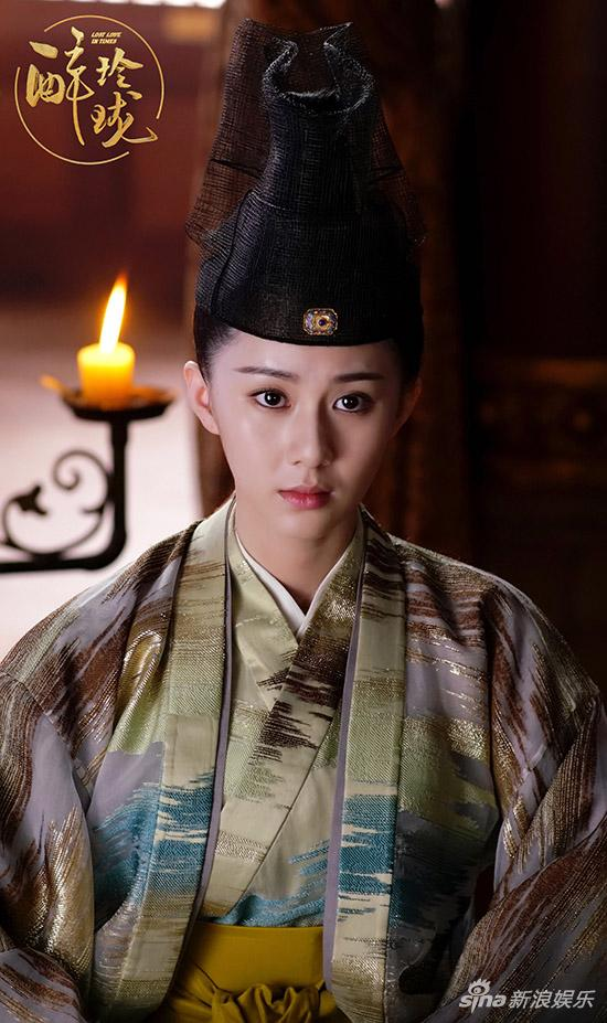 Tags: C-Drama, Liu Yinglun, Serious, Chinese Text, Curtain, Traditional Clothes, Fire, Hat, Candle, Chinese Clothes, Lost Love In Times