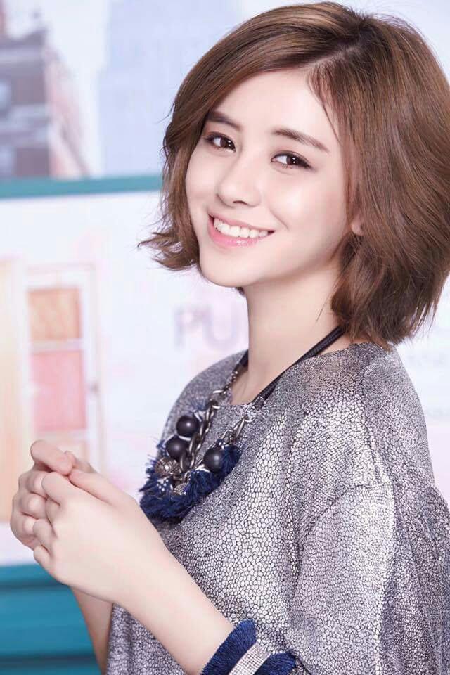 Tags: C-Pop, Popu Lady, Liu Yushan, Necklace