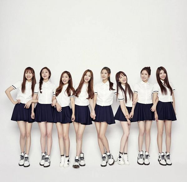 Tags: K-Pop, Lovelyz, Kei, Ryu Sujeong, Jin (Lovelyz), Jung Yein, Lee Mijoo, Seo Jisoo, Baby Soul, Yoo Jiae, Hair Up, Hand On Hip