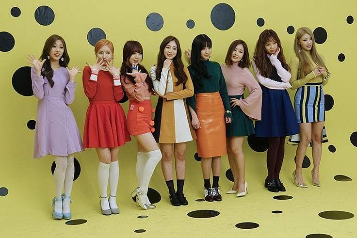 Tags: K-Pop, Lovelyz, Baby Soul, Yoo Jiae, Kei, Jin (Lovelyz), Ryu Sujeong, Jung Yein, Lee Mijoo, Seo Jisoo, Red Shorts, Skirt