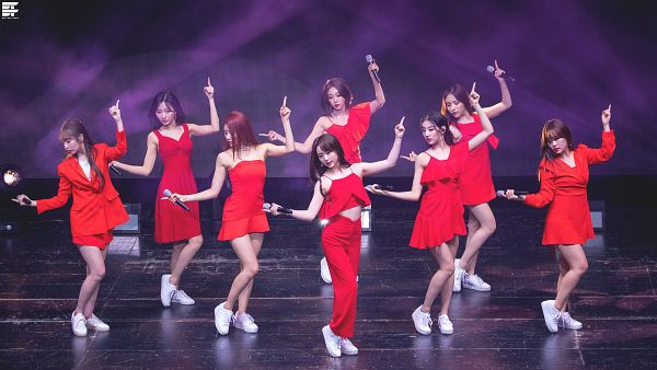 Tags: K-Pop, Lovelyz, Yoo Jiae, Kei, Ryu Sujeong, Jin (Lovelyz), Jung Yein, Lee Mijoo, Seo Jisoo, Baby Soul