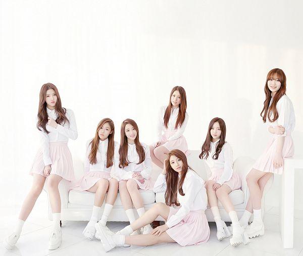 Tags: K-Pop, Lovelyz, Ryu Sujeong, Jin (Lovelyz), Jung Yein, Lee Mijoo, Seo Jisoo, Baby Soul, Yoo Jiae, Kei, Full Group, White Outfit