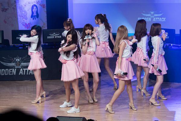Tags: K-Pop, Lovelyz, Jung Yein, Lee Mijoo, Seo Jisoo, Baby Soul, Yoo Jiae, Kei, Ryu Sujeong, Jin (Lovelyz), Live Performance