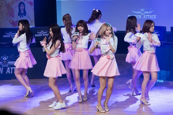 Tags: K-Pop, Lovelyz, Yoo Jiae, Kei, Ryu Sujeong, Jin (Lovelyz), Jung Yein, Lee Mijoo, Seo Jisoo, Baby Soul, Live Performance