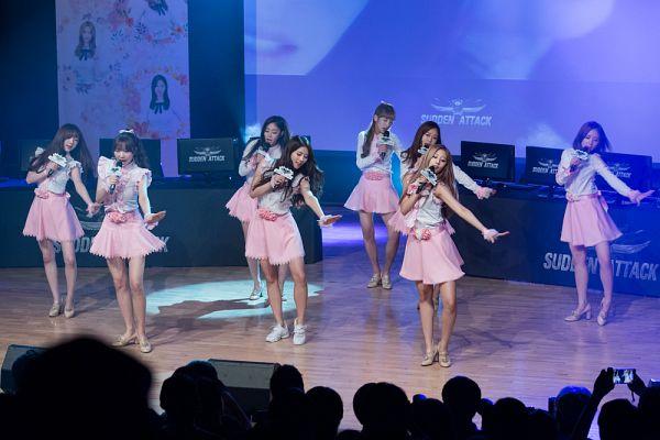 Tags: K-Pop, Lovelyz, Jin (Lovelyz), Jung Yein, Lee Mijoo, Seo Jisoo, Baby Soul, Yoo Jiae, Kei, Ryu Sujeong, Live Performance