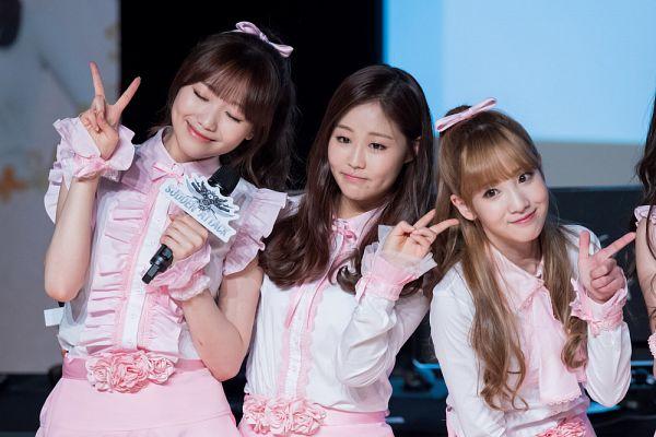 Tags: K-Pop, Lovelyz, Ryu Sujeong, Baby Soul, Yoo Jiae