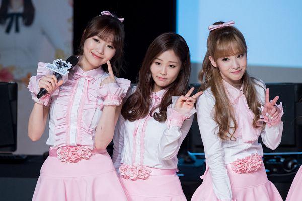 Tags: K-Pop, Lovelyz, Baby Soul, Yoo Jiae, Ryu Sujeong