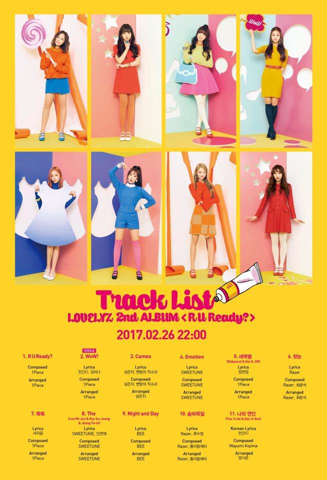 Tags: K-Pop, Lovelyz, Ryu Sujeong, Jung Yein, Lee Mijoo, Seo Jisoo, Baby Soul, Yoo Jiae, Kei, Jin (Lovelyz), Orange Shirt, Blue Footwear