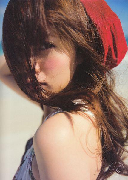 Tags: J-Pop, Nogizaka46, Mai Shiraishi, Close Up, Android/iPhone Wallpaper, Scan