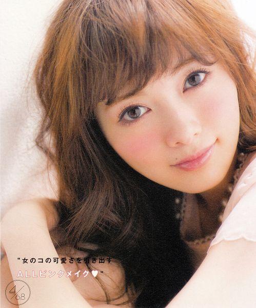 Tags: J-Pop, Nogizaka46, Mai Shiraishi, Close Up, Scan