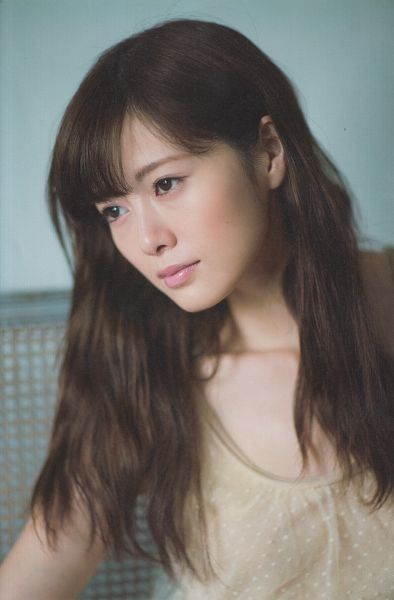 Tags: J-Pop, Nogizaka46, Mai Shiraishi, Close Up, Scan, Android/iPhone Wallpaper