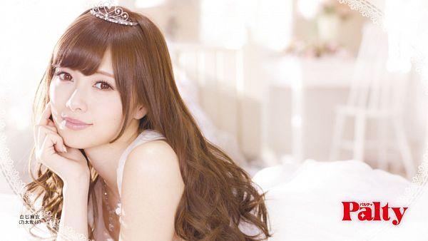 Tags: J-Pop, Nogizaka46, Mai Shiraishi, Close Up, Tiara, Crown