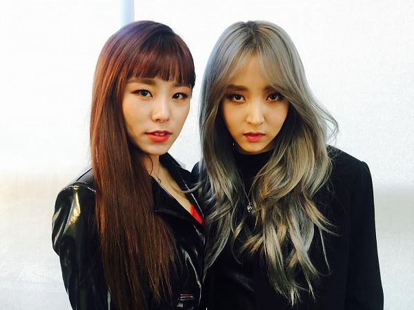 Tags: K-Pop, Mamamoo, Wheein, Moonbyul