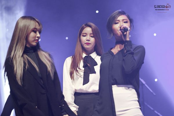 Tags: K-Pop, Mamamoo, Moonbyul, Solar, Hwasa