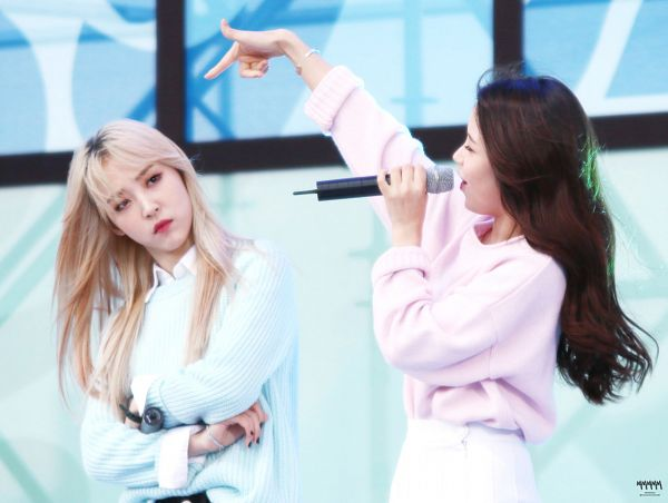 Tags: K-Pop, Mamamoo, Moonbyul, Solar