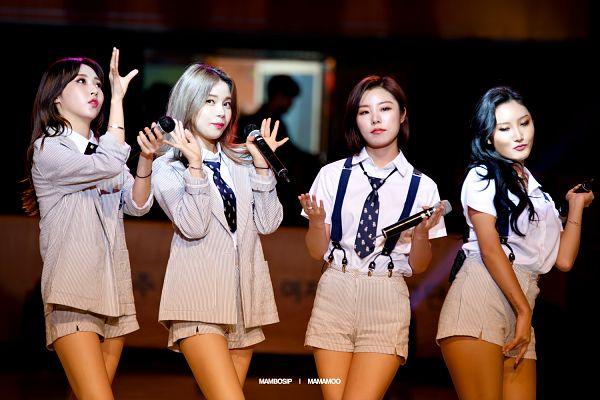 Tags: K-Pop, Mamamoo, Wheein, Moonbyul, Solar, Hwasa