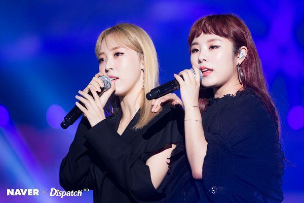 Tags: K-Pop, Mamamoo, Moonbyul, Wheein