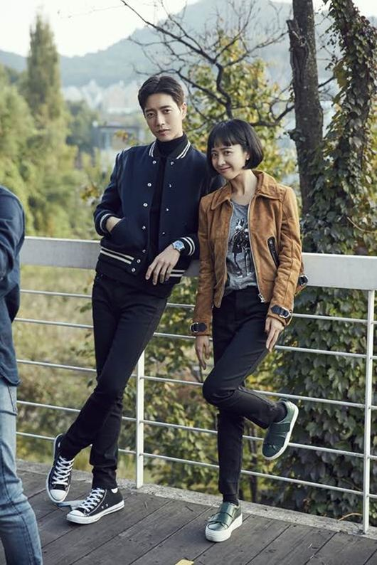 Tags: K-Drama, Kim Min-jung, Park Hae-jin, Couple, Duo, Man to Man