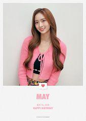 May (Cherry Bullet)